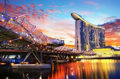 Tourist destinations in Singapore http://www.azooki.com/