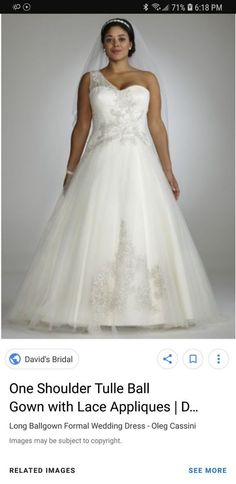 5ccda30b31bf Oleg cassini wedding dress Size 18 #fashion #clothing #shoes #accessories  #weddingformaloccasion