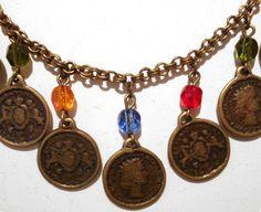"""Les Métisses"" 2013 Fall/Winter collection  necklace"