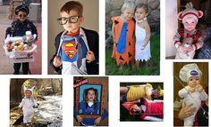 Children's Costume Ideas