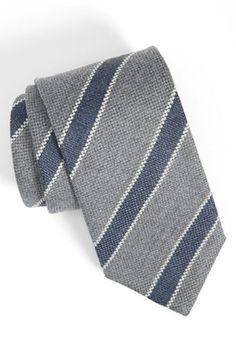 Peter Millar Woven Wool Tie | Nordstrom