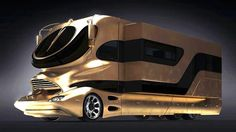 The eleMMent Palazzo, a $3m land yacht