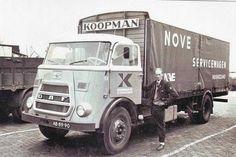 DAF - Koopman Hogezand Holland