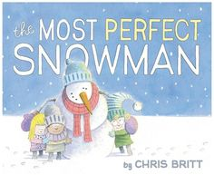 Harper Collins The Most Perfect Snowman