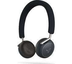 Buy LIBRATONE Q Adapt Wireless Noise-Cancelling Headphones - Stormy Black, Black Price: £219.99 Top features:- Wireless Bluetooth headphones that leave you free to move- Adjustable noise-cancelling levels and Hush mode put you in charge- Earcup controls make it easy to change tracks or volumeWireless BluetoothListen to your favourite music without the hassle of cables with the Libratone Q...