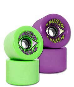 Longboard Cruiser, Voodoo, Green And Purple, Campaign, Wheels, Medium, Store, Check, Products
