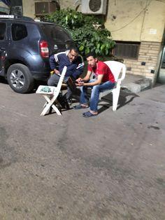 Kairo, Seating Areas, Photo Illustration