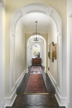 9 Inspiring and Elegant Hallways