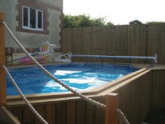 Above Ground Pool by Cresta Leisure