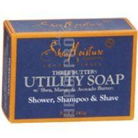 ... FULL ARTICLE @ http://www.sheamoistureproducts.com/store/shea-moisture-mens-utility-soap-5-oz-pack-of-2/?a=7683