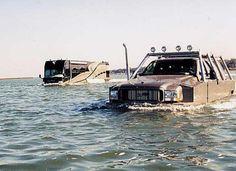 Cool Amphibious Trucks: Make Your