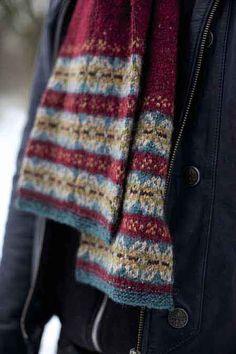 Fair Isle inspiration-Nordic Knits by Martin Storey Fair Isle Knitting Patterns, Fair Isle Pattern, Knitting Stitches, Knitting Designs, Knitting Projects, Hand Knitting, Fair Isles, Yarn Shop, Knitting Accessories