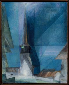 Gelmeroda : Lyonel Feininger Circa 1936 Art Print Suitable for Framing Metropolitan Museum of Art Georges Braque, Art Prints For Sale, Fine Art Prints, Framed Prints, Canvas Prints, Abstract Expressionism, Abstract Art, Geometric Painting, Modern Art
