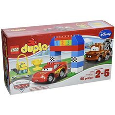LEGO DUPLO Disney Pixar Cars Classic Race 10600 * Find out more about the great product at the image link. (This is an affiliate link and I receive a commission for the sales) #BuildingToys
