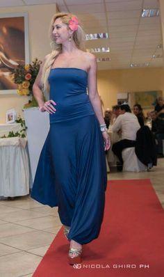 Tuta trasformabile - abito trasformabile  Atelier Maria Teresa