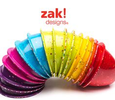 Innovative and fashionable products that add a touch of color and an element of fun to tables around the world.