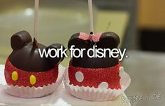 #126 - work for disney