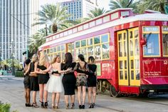 Stephanie's New Orleans Bachelorette Party
