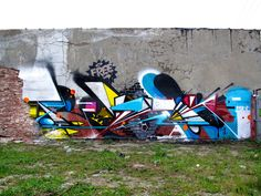 POSE http://www.widewalls.ch/artist/pose/ #graffiti #illustration #streetart