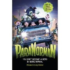 (PARANORMAN) BY KIMMEL, ELIZABETH CODY[ AUTHOR ]Paperback 08-2012  #paranorman