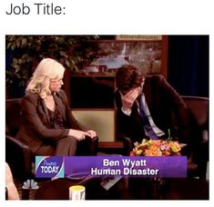 Parks and Recreation - - story of my life Movies Showing, Movies And Tv Shows, Parks And Recs, Ben Wyatt, Candle In The Wind, Youre My Person, Sports Humor, I Laughed, Movie Tv