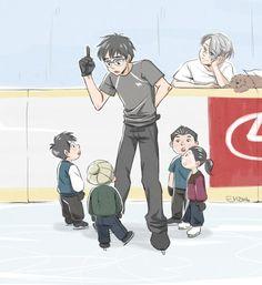 2/2 Ongoing ❄ Yuri!!! on Ice | VK