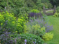 Chris Moss Gardens - Gardens - Country - Cheshire