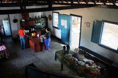 Cozinha do Casarão em Caldas Novas, Goiás, Brasil.    Fotografia: Eduardo Andreassi.