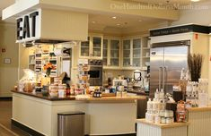 stonewall kitchen cooking *main store I LOVE this kitchen, picture doesn't do justice!! perfect small kitch!