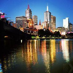 #Melbourne   #Australia    by @will_watt instagram #placesihavebeen