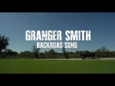 """See tour dates and get tickets ► http://www.grangersmith.com/tour Download """"Backroad Song"""" ► http://geni.us/remington My brand new song """"Happens Like That"""", available NOW ► https://lnk.to/happenslikethat Subscribe!!! ► http://www.youtube.com/GrangerSmithMusic Get a Yee Yee tshirt here ► http://GrangerSmith.com/Store  ADD ME ON: INSTAGRAM: https://www.instagram."""