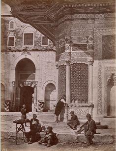 Berggren. Turquie, Fontaine du Sultan Ahmed III à Istambul    #Orient #Turquie_Türkiye