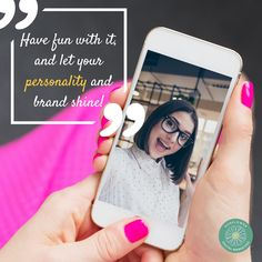 """Our CEO, Christina, says it best, in our April blog. Regarding video content, """"Have fun with it, and let your personality and brand shine through!"""" Click the link in our bio to read the April blog, all about the ways in which you can best utilize video conferencing for your business.   #videoconference #contentcreator #digitalmarketing #socialmediamarketing #agencylife #womenintech Social Media Marketing, Digital Marketing, Competitor Analysis, You Videos, Personality, Have Fun, Phone Cases, Content, Let It Be"""