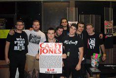Casey Jones' last show with all members