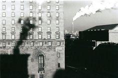 André Kertész. Smoke in Toronto, Feb. 18 1979