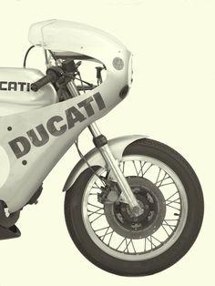 Ducati Racer | Full Fairing