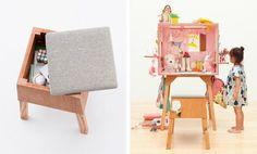 Koloro desk | Little Gatherer