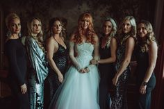 Indie Cocktail Wedding at Bellevue Cafe by Matt Kay Photography Black Suit Wedding, Wedding Suits, Wedding Bridesmaids, Wedding Dresses, Cocktail Dresses With Sleeves, V Neck Cocktail Dress, Sheath Wedding Gown, V Neck Wedding Dress, Long Mermaid Dress