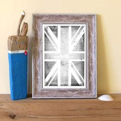 1086 CORNWALL DISTRESSED WOOD EFFECT PICTURE FRAME 46MM - Trade prices,Next Day Delivery,Bulk Discount
