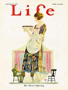 January 28, 1926 - Life: John Holmgren cover