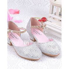 Do you think I should buy it? Cheap Girls Shoes, Girls Shoes Online, Glitter Heels, Sparkles Glitter, Blue And Silver, Pink Blue, Flower Girl Shoes, Chunky Heels, Espadrilles