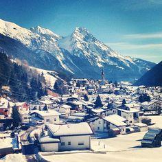 St Anton in Innsbruck, Tyrol - Austria
