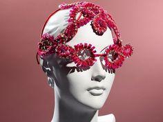 Racing Fashion - British hat designer Stephen Jones to speak at MOCAD byMauricio Gutierrez