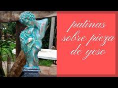 Garden Sculpture, Lion Sculpture, Angeles, Decoupage, Miniatures, Lily, Outdoor Decor, Painting, Color