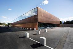 a f a s i a: Dietger Wissounig Architekten