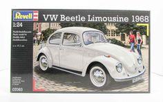 VW Beetle 1968 Revell 07083 1/24 New car Model Kit