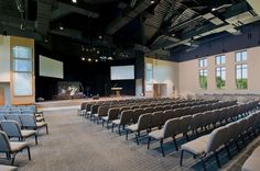 church sanctuary modern interior design ideas - Google Search
