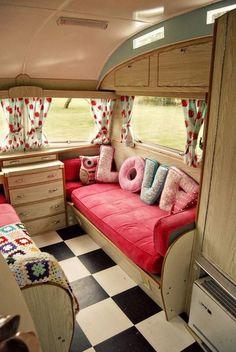 refaire la caravane pour Lulu comme ça