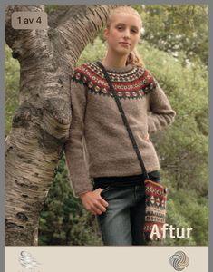 Dagens gratisoppskrift: Aran jakke |