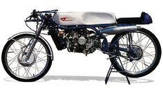 Suzuki 50 cc twin.